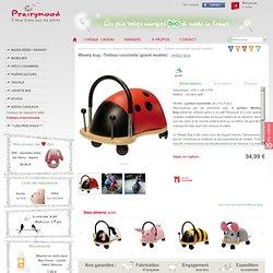 Porteur wheely bug coccinelle - Prairymood.com