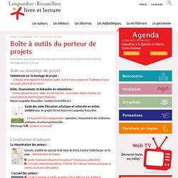 Boîte à outils du porteur de projets, Languedoc-Roussillon livre et lecture