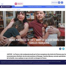 Mères porteuses : ce que l'arrêt de la CEDH change pour les familles françaises - LCI