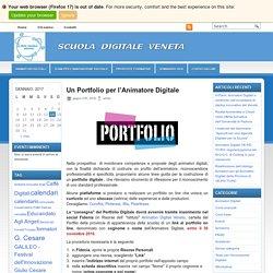 Un Portfolio per l'Animatore Digitale