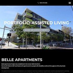 NDIS Assisted Living Portfolio