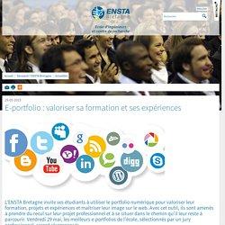 E-portfolio : valoriser sa formation et ses expériences