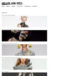 Portfolio - Hellen van Rees - Fashion Designer