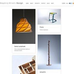 Masahiro Minami Design