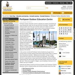 Porthpean Outdoor Education Centre