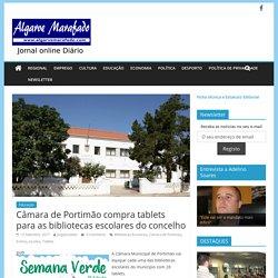Câmara de Portimão compra tablets para as bibliotecas escolares