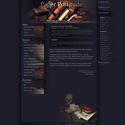 Paper Portitude - The Library of Classic Literature