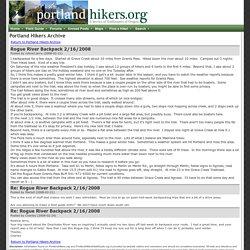 PortlandHikers.org