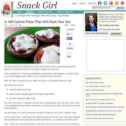 Portobello Mushroom Snack
