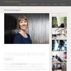 Portrætfotograf - Fotograf Vejle