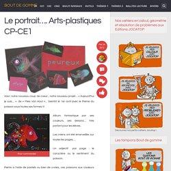 Le portrait…. Arts-plastiques CP-CE1