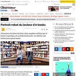 Portrait-robot du lecteur d'e-books