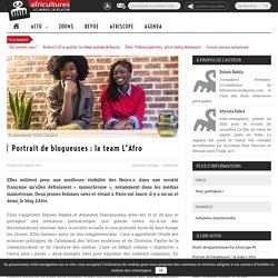 Portrait de blogueuses : la team L'Afro