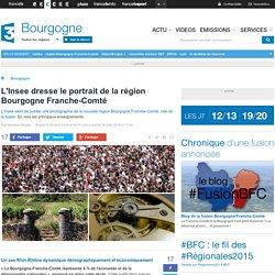 L'Insee dresse le portrait de la région Bourgogne Franche-Comté - France 3 Bourgogne