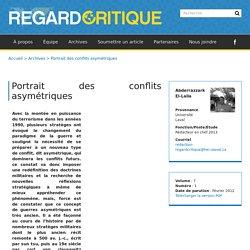 Portrait des conflits asymétriques