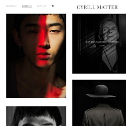 Portrait — Cyrill Matter