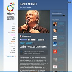 Daniel Mermet