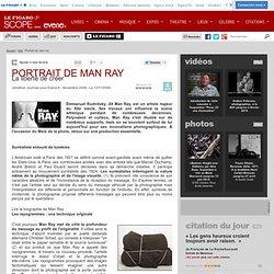 PORTRAIT DE MAN RAY