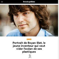 Portrait de Boyan Slat, le jeune inventeur qui veut vider l'océan de ses plastiques