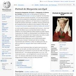Portrait de Margareta van Eyck