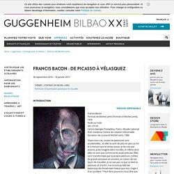 Portrait de Michel Leiris - Musée Guggenheim Bilbao