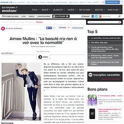 Aimée Mullins