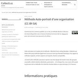 Méthode Auto-portrait d'une organisation (CC-BY-SA) – Collecti.cc