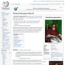 Portrait du pape Jules II