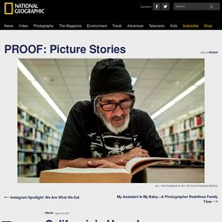 Public Library Portraits of California's Homeless