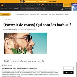 Portraits de consommateurs : les barbus, par Ipsos Public Affairs