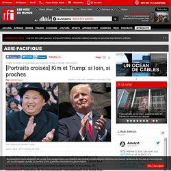 [Portraits croisés] Kim et Trump: si loin, si proches - Asie-Pacifique