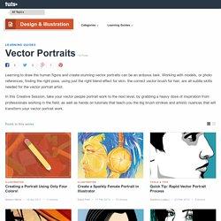 Vector Portraits - Tuts+ Design & Illustration Tutorials