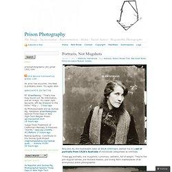 Portraits, Not Mugshots