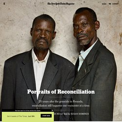 Portraits of Reconciliation