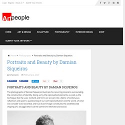 Portraits and Beauty by Damian Siqueiros - Art People Gallery