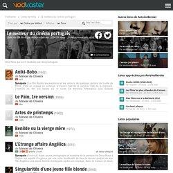 Le meilleur du cinéma portugais, une liste de films par AntoineBernier