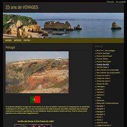 Portugal - 25 ans de VOYAGES