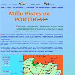 Portugal-Algarve-Serra Lousa Estrela-Rando 4x4, Road-book, GPS, navigation & Bivouac en Toyota Land-Cruiser KDJ120