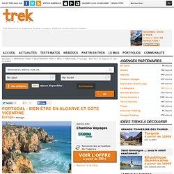 Trek Portugal - Bien-être en Algarve et côte Vicentine