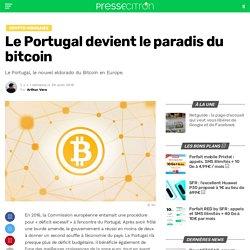 Le Portugal devient le paradis du bitcoin