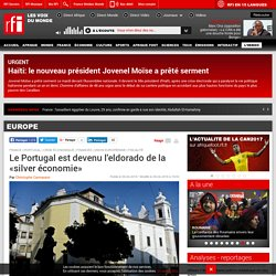 Le Portugal est devenu l'eldorado de la «silver économie» - Europe