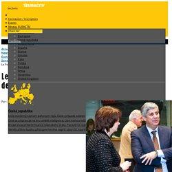Le Portugal empêtré dans sa dette prend la tête de l'Eurogroupe