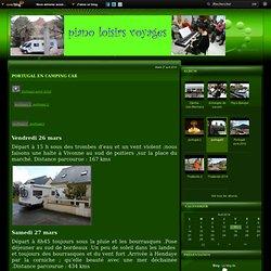 PORTUGAL EN CAMPING CAR - Le blog de