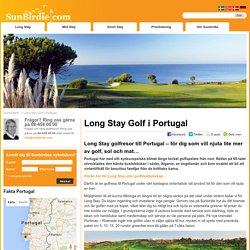 Golfresa till Portugal– välj bland 5 olika orter utefter Algarves kust
