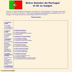 Portugal: histoire