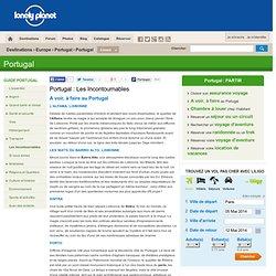 Portugal - Les Incontournables