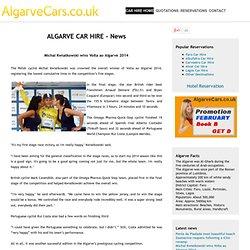 Michal Kwiatkowski wins Volta ao Algarve 2014