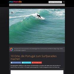Surfen in Portugal: Die 10 besten Orte zum Wellenreiten - momondo