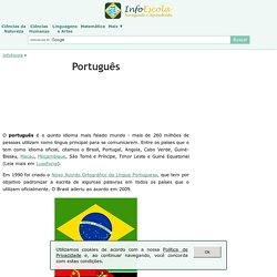 Português - Gramática da Língua Portuguesa
