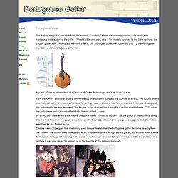 Portuguese Guitar